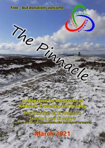 The March Pinnacle Cover